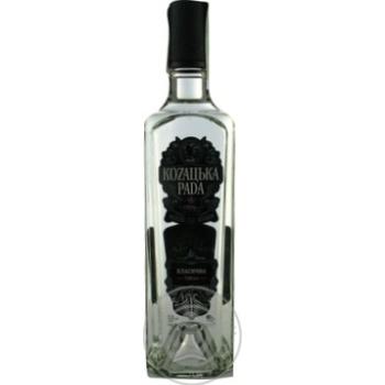 Kozatska Rada Classic Vodka 0,7l
