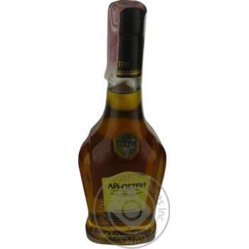 Ai-Petri 5 yrs cognac 40% 0,25l - buy, prices for Novus - image 3