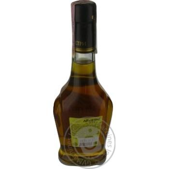 Ai-Petri 5 yrs cognac 40% 0,25l - buy, prices for Novus - image 4