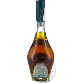 Gautier cognac V.S. 40% 0,5l - buy, prices for Novus - image 2