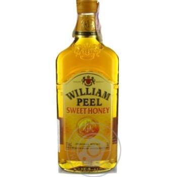 Ликер William Peel Honey 35%0,7л