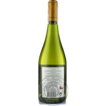 Вино Montes Alpha Chardonnay біле сухе 13,5% 0,75л - купити, ціни на CітіМаркет - фото 2
