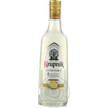 Лікер Krupnik Original Cytrynowy 0,5л х6