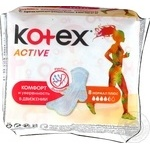 Kotex Active Normal Plus pads 8pcs - buy, prices for MegaMarket - image 3