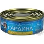 Fish sardines Baltijas №3 canned 230g