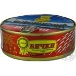 Бычки Клев@ Эксклюзив обжаренные в томатн соусе №3 240г