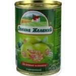 olive Dolina jelaniy shrimp canned 260g can