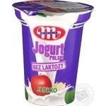 Mlekovita Natural lactose free with apple yogurt 2% 310g