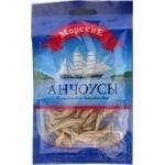 Анчоусы Морские солено-сушеные 18г