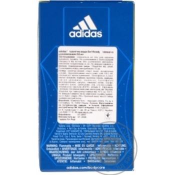 Вода туалетна Adidas Get Ready 50мл - купить, цены на Novus - фото 2