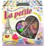 Набор теста для лепки Strateg La Petite desserts 71310 23 элемента