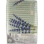 Комплект постельного белья Biltex Лаванда 175х215см
