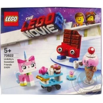 Конструктор Наймиліші друзі Юнікітті Lego 70822