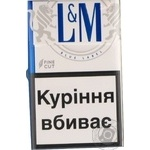 Сигареты L&M Blue Label 20шт