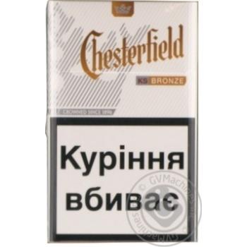 Честерфилд сигареты цена купить электронные сигареты купить в ейске