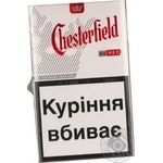 Цигарки Chesterfield Red