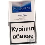 Цигарки Parliament Silver Blue
