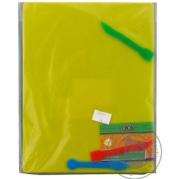Дощечка для пластиліна ZiBi - купити, ціни на Novus - фото 1
