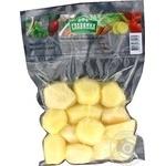 Картопля Славянка свіжа, чищена, мита 0,5кг