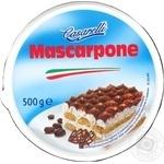 Сир Касареллі Маскарпоне м'який вершковий 82% 500г