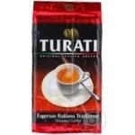 Кофе Turati Espresso Affezionato жареный молотый 250г