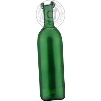 Пляшка скляна з буг. замком 0,75л зелена х6 - купить, цены на МегаМаркет - фото 3