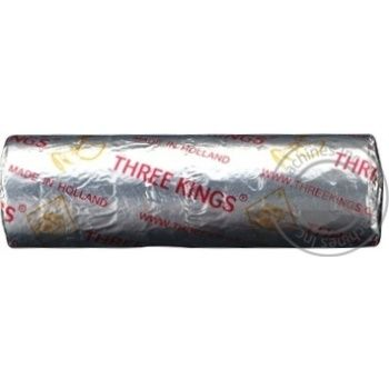 Уголь для кальяна Threе Kings 40мм 10шт - купить, цены на Novus - фото 1