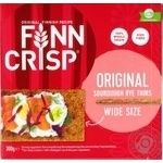 Finn Crisp original rye crispbread 300g