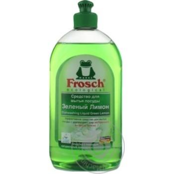 Средство Frosch лимон для мытья посуды 500мл