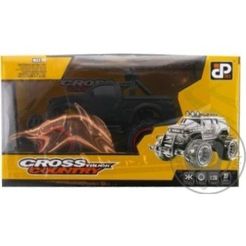 JP383 Car on Radio Control Max HB-YY2001B - buy, prices for Novus - image 3