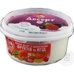 Десерт творожный Пани Хуторянка молокосодержащий с лесными ягодами 9% 400г