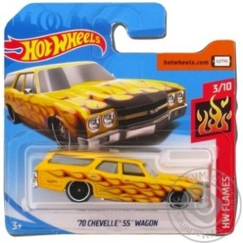 Hot Wheels Toy car basic - buy, prices for Furshet - image 3