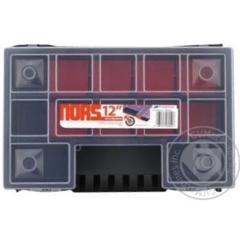 Органайзер Prosperplast на 12 секций 287X186X50мм