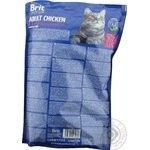 Brit Premium feed dry with chicken for cats 1,5kg - buy, prices for Auchan - photo 2