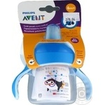 Glass-neprolivka Avent for feeding from 6 months 200ml