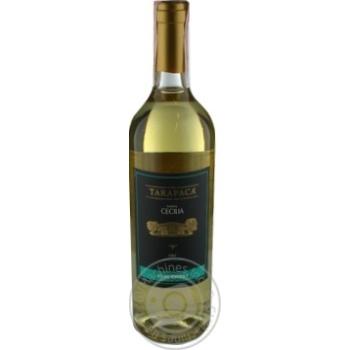 Вино Santa Cecilia Taracaca белое полусладкое 10,5% 0,75л - купить, цены на СитиМаркет - фото 1