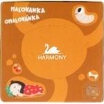 Серветки Harmony косметичні 3 шари 60шт