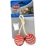 Мячи Trixie для кошек с мятой 2шт