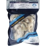 Seafood shrimp Polar sea food in shell 1000g