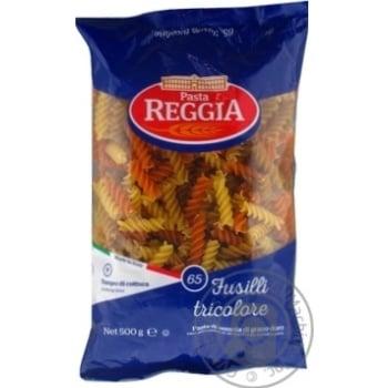 Reggia Pasta three colors 500g - buy, prices for Auchan - photo 5