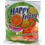 Леденцы Liking Happy Frizzy Лимон и Апельсин 125г