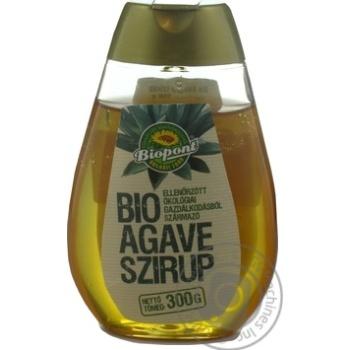 Сироп Biopont Агавы органический 250мл - купить, цены на МегаМаркет - фото 3