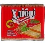 Хлібці Комгалком Бородинські 100г x5