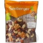 Смесь студенческая Seeberger из орехов и изюма 400г