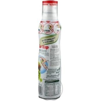 Масло оливковое La Espanola Extra Virgin спрей 200мл - купить, цены на Novus - фото 2