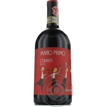Вино Piccini Mario Primo Chianti DOCG 0,75л