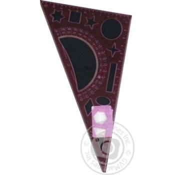 Трикутник Аркуш 60*90*30 х25 - купить, цены на МегаМаркет - фото 1