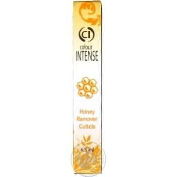 Color Intense Cuticle Remover Honey 4.5ml - buy, prices for MegaMarket - image 1