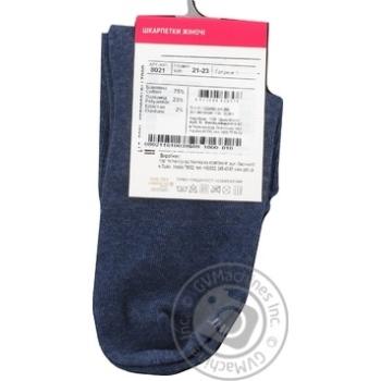 Носки женские Дюна темно-синие размер 21-23 802 - купить, цены на Фуршет - фото 4