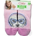 Шкарпетки Conte Happy жіночі р.38-39